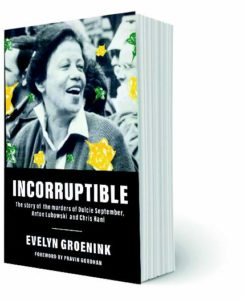Incorruptible PR image book cover